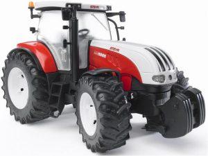 Bruder 2080 Tractor Steyr CVT 170