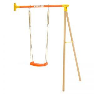 Aanbouwschommel t.b.v. Kettler Speeltoren met glijbaan