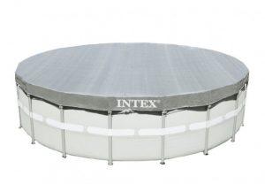 Intex afdekzeil Deluxe 4.88 m.