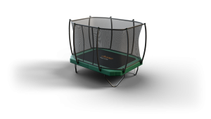 Avyna PRO-LINE 315 x 225 cm. Combi BD - Groen - Trampoline + veiligheidsnet + ladder