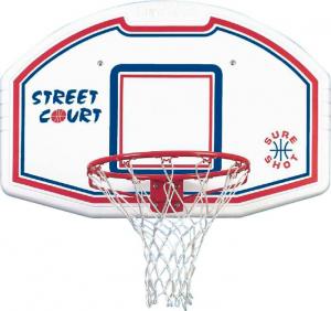 Basketbalbord Bronx met muursteun