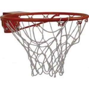 Basketbalring 16 mm. Massief staal