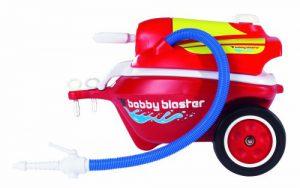 Big New Bobby Car Trailer Blaster