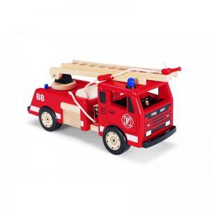 Brandweer Ladderwagen - Pintoy
