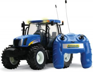 Big Farm New Holland Remote Control Tractor 1 : 16