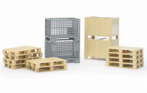Bruder 02415 Logistieke accessoires