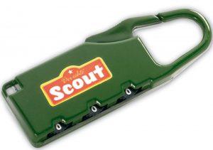 Scout - Cijferslot