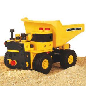 Constructor Professional Dump-Truck - Heros