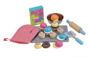 Cupcakes bakset