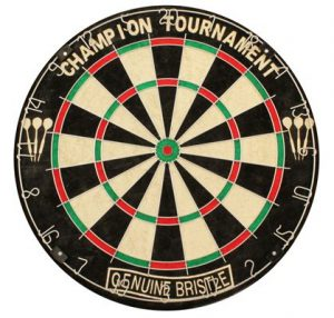 Dartbord Genuine Bristle dartboard
