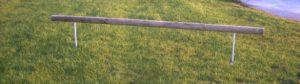 Evenwichtsbalk Rondhout