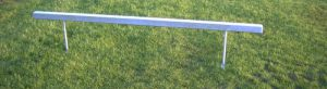Evenwichtsbalk Staal Vierkant