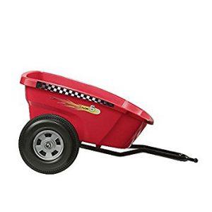 Ferbedo Cart Trailer Red
