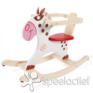 Hobbelpaard Scratch - Inidian Pony