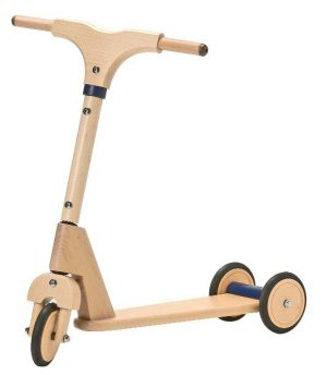 Houten step - Scooter Jasper