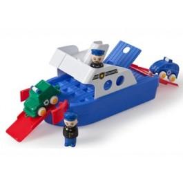 Jumbo Politieboot