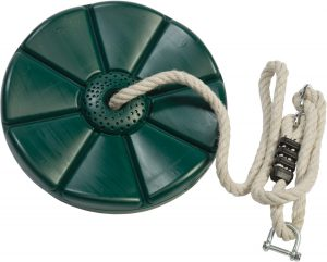 Kabelbaan zitje - Zipp wire Para
