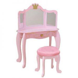 Kaptafel Prinses met stoel