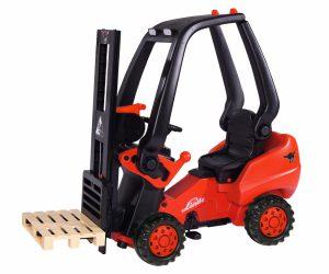 Linde Forklift - Vorkheftruck