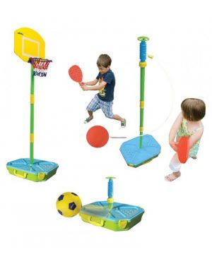 Swingball 3-in-1