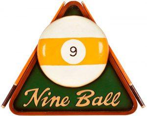 3D schilderij Nine Ball
