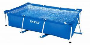 Rectangular Frame Pool 220 x 150 cm.