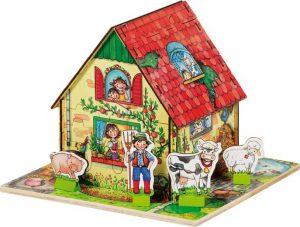 """3-D puzzel """"Mijn boerderij"""""""
