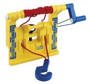 RollyPowerwinch - Lier geel