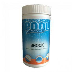 Chloorgranulaat Pool Power Shock 1 kg.