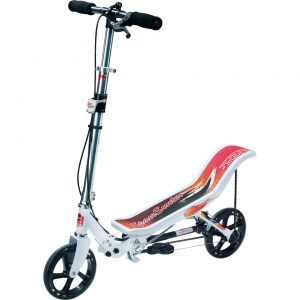 Spacescooter Wit