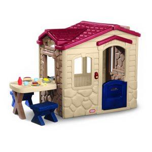 Speelhuis Picknick + accessoires