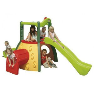 Endless Adventures Double Decker Super Slide