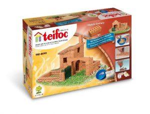 Bouwdoos Teifoc T4010 - Huis (