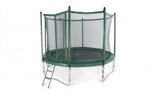 PRO-LINE 8 Groen + Veiligheidsnet + Ladder (