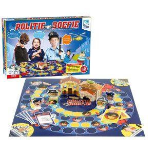 Politie tegen boefje gezelschapsspel