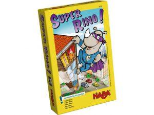 Behendigheidsspel Super Rino