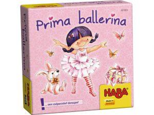 Bewegingsspel Prima Ballerina