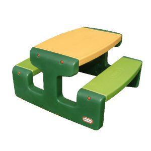 Grote Picknicktafel Little Tikes Evergreen