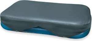 Intex afdekzeil rechthoekige opblaasbare zwembaden