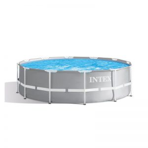 Intex Prism Frame Pool 366 x 76 cm.