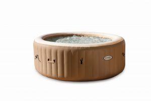 Jacuzzi Intex Pure Spa Bubble Massage diam. 196 cm. - 4 persoons