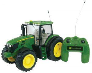 Big Farm John Deere 6190R Remote Control Tractor 1 : 16