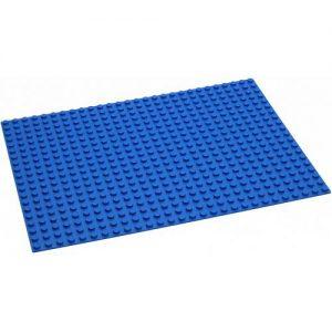Hubelino Grondplaat 560 noppen - blauw