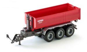Siku Control 6786 - 3-assig haaklift-chassis met afzetcontainer Schaal 1 : 32
