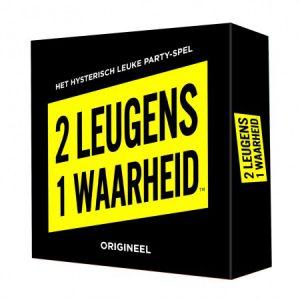 2 Leugens 1 Waarheid Partyspel
