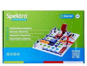 Spektro Starter - Kennismaking met electriciteit