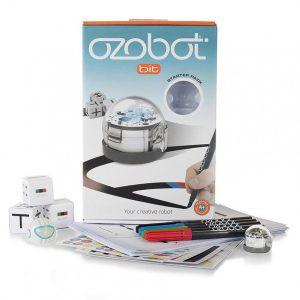 Ozobot Bit 2.0 Starter Pack White - STEM Programeerbare minirobot