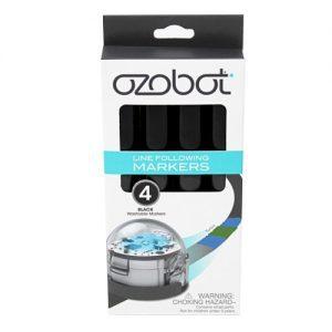 Ozobot Marker Set Black