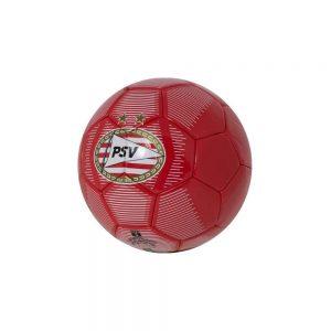 Bal PSV logo Lines - Leer - maat 1