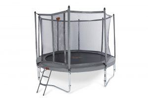 PRO-LINE 10 Grijs + Veiligheidsnet + Ladder